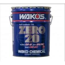 Полностью синтетическое моторное масло с функцией экономии топлива 0w20 ZERO20