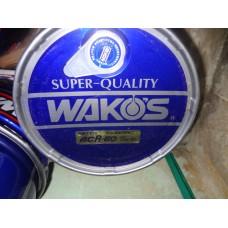 Синтетическое моторное масло 4CR Wako's для четырехтактных двигателей