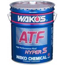 Жидкость для автоматической коробки передач ATF H-S - dextron 3  Wakos