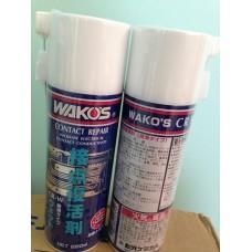 Очиститель для контактов влажного типа (Wet) CR-W Wakos