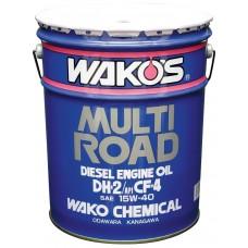 Масло для дизельных двигателей с сажевым фильтром  MR