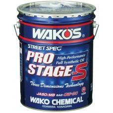 Полностью синтетическое моторное масло для бензиновых четырехтактных двигателей PRO-S (Pro Stage S)