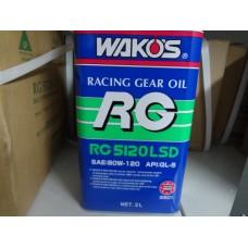 Трансмиссионное масло 80W-120 gl-5 RG5120LSD - Racing Gear Oil производства Японии