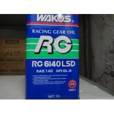 Японское трансмиссионное масло gl-6 SAE 140 RG6140LSD - Racing Gear Oil 6140LSD