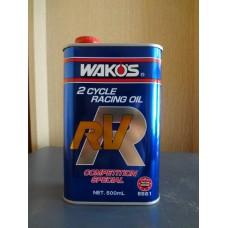 Синтетическое масло RV-R Wakos для двухтактных двигателей для смешивания с бензином