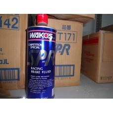 Тормозная жидкость для спортивных авто dot 5.1 SP-R Super Pro Racing Wako's