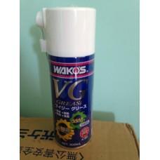 Cмазка на основе литиевых компонентов VG Wakos с антикоррозийными свойствами