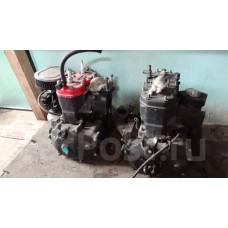 ДВС Kawasaki 550cc