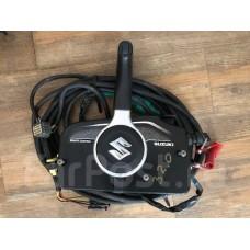 Дистанционное управление для лодочного мотора Suzuki (квадратная фишка