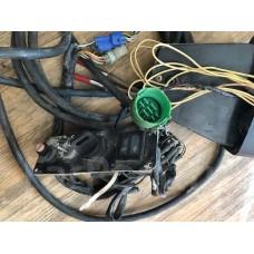 Машинка газ-реверс для лодочного мотора Honda